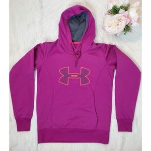 Under Armour ColdGear Womens Hoodie Pullover